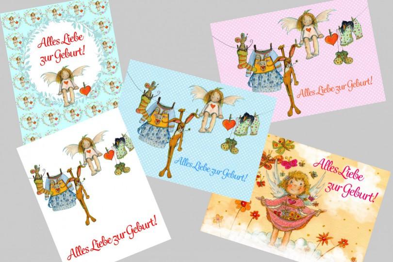 Allgemeine Karten und Poster